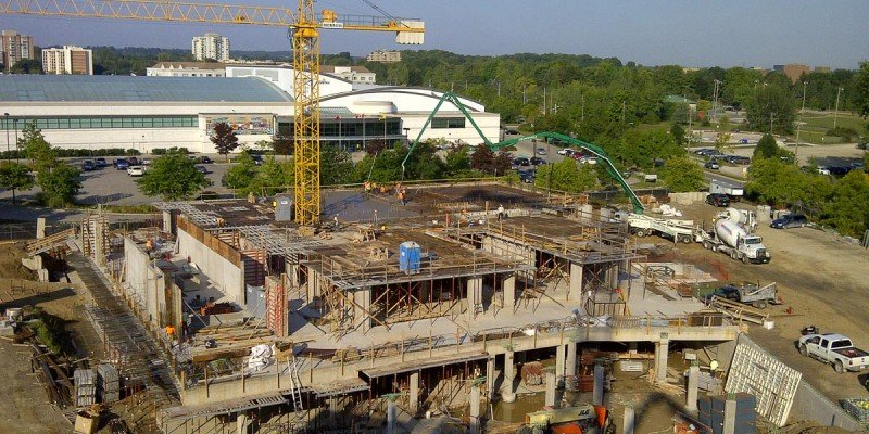 Tower D - Waterloo - Construction Project
