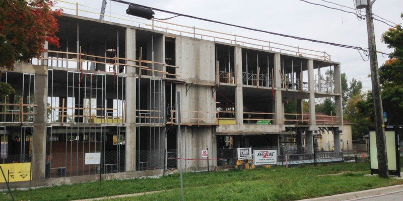 Canadian Mental Health Association - Guelph - Construction Project